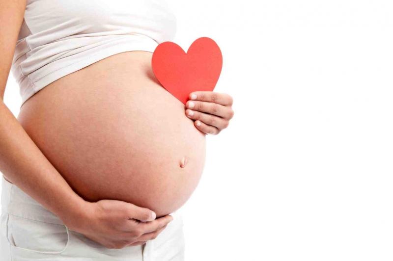 Do sự xáo trộn nội tiết khi mang thai