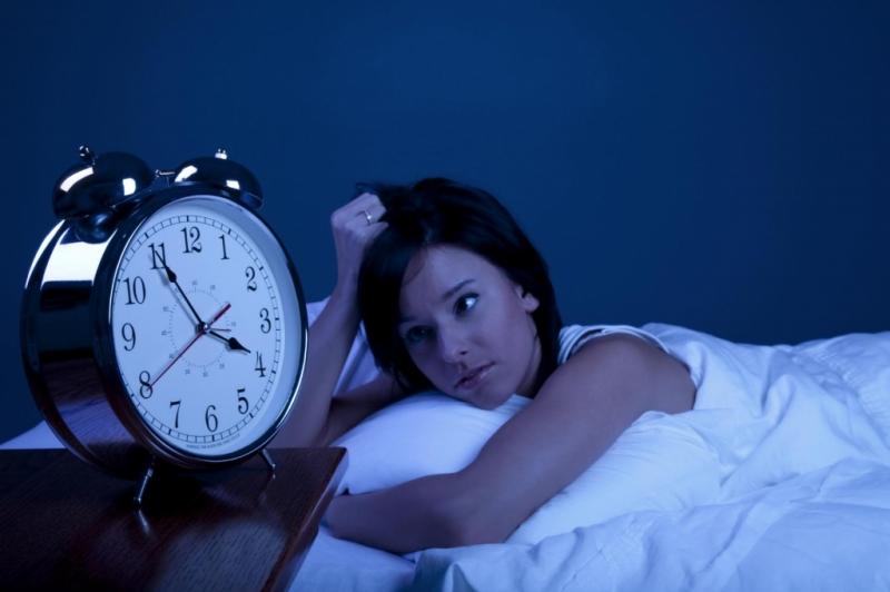 Do thiếu ngủ
