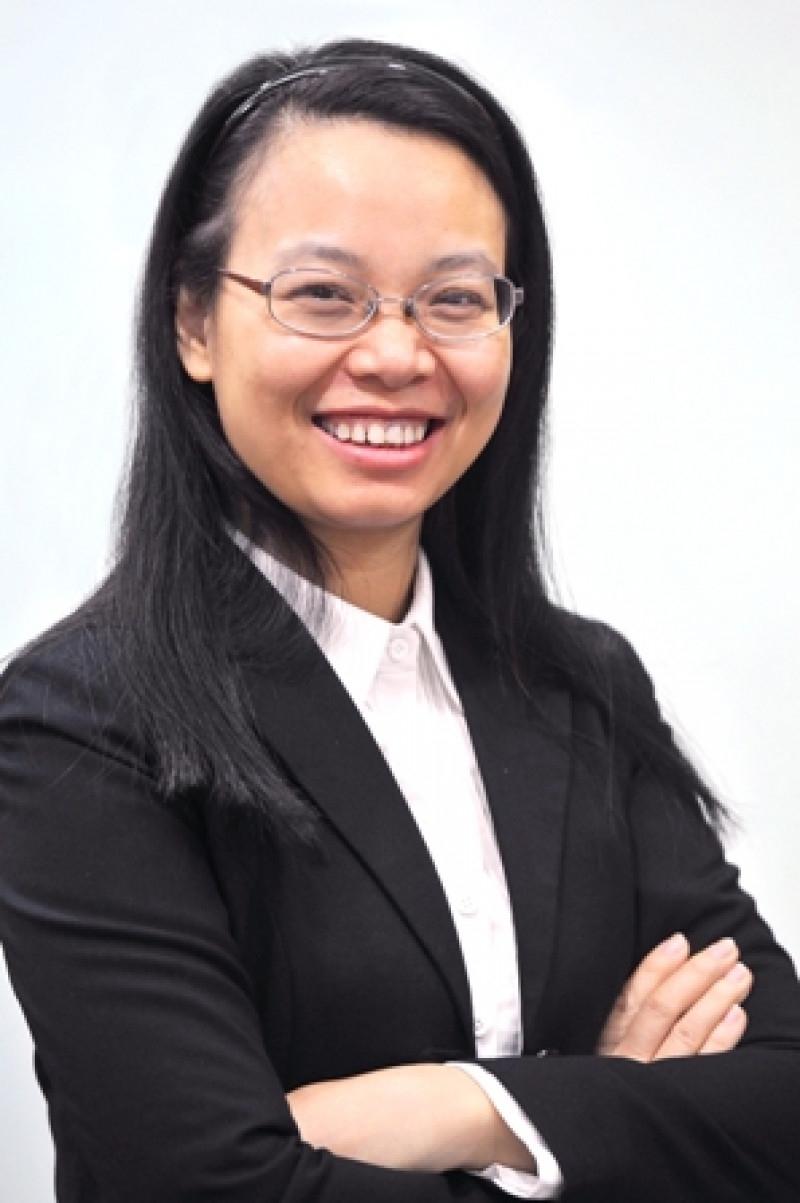 Bà là một trong những nữ doanh nhân tiêu biểu tại Việt Nam