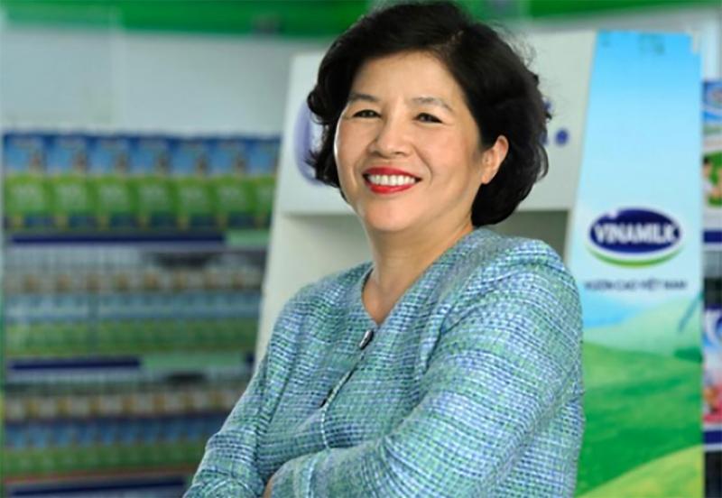 Bà được bình chọn là một trong những người phụ nữ quyền lực nhất Châu Á