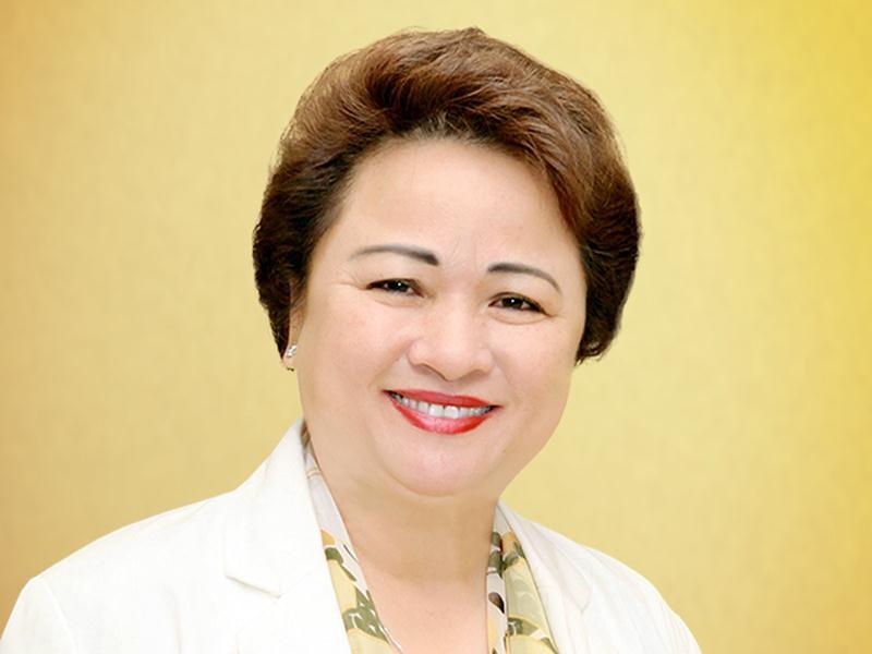 Mặc dù bận rộn nhưng bà Nguyễn Thị Nga vần luôn là người phụ nữ của gia đình