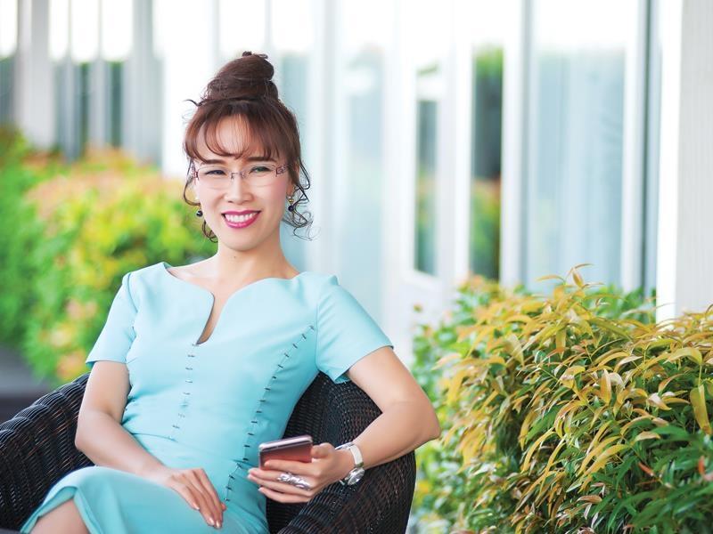 Bà Nguyễn Thị Phương Thảo đã thành công từ khi còn rất trẻ