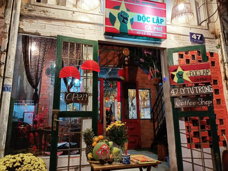 Độc Lập Coffee Shop