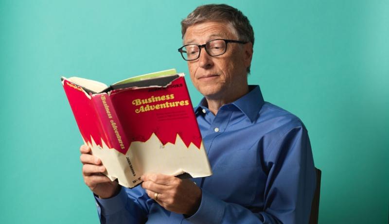 Đọc sách vừa để thư giãn vừa để nâng cao kiến thức