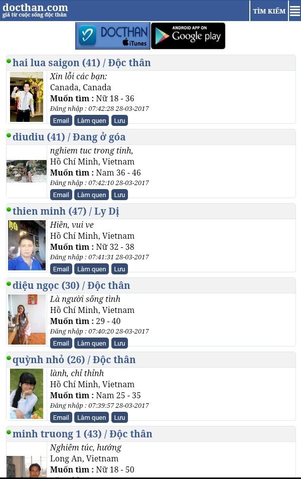 Top 5 website hẹn hò, kết bạn nổi tiếng nhất Việt Nam