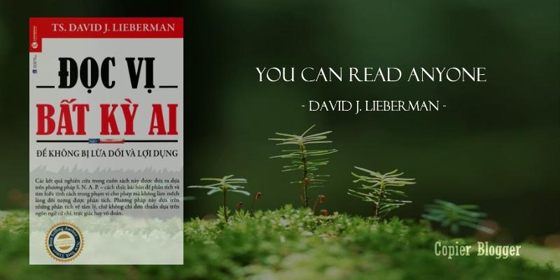 Đọc Vị Bất Kỳ Ai