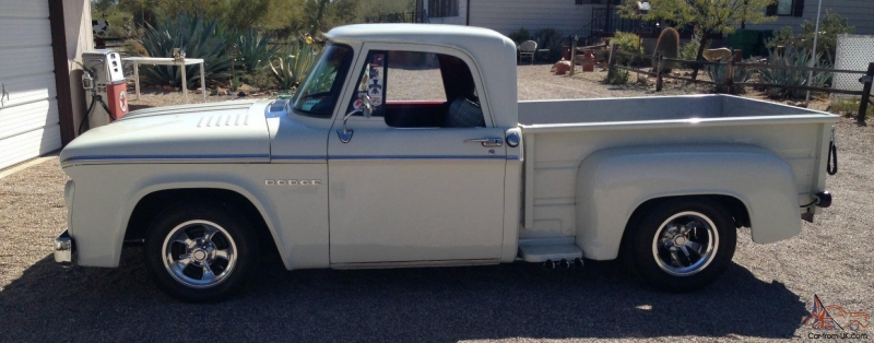 Dodge Ram 1966