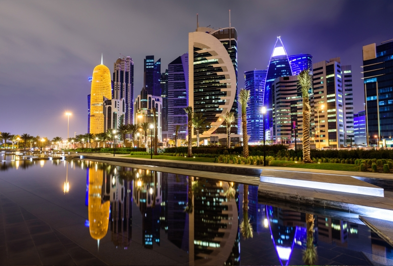 Thành phố Doha - Thiên đường trong sa mạc