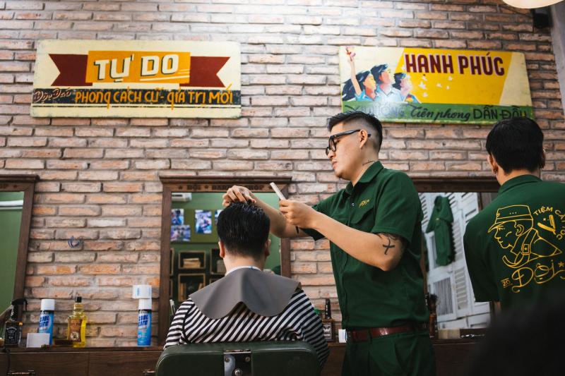 Đội Barbershop