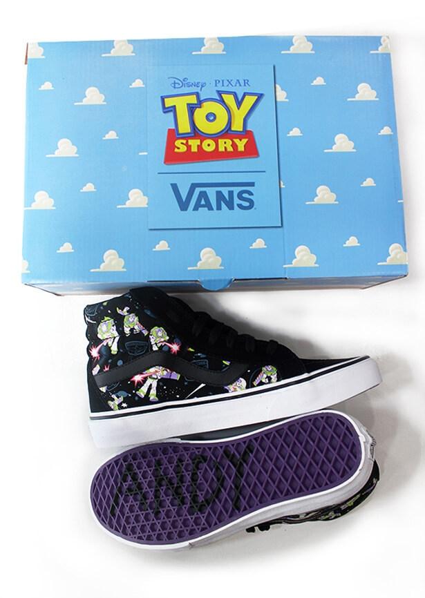 Đôi giày Vans cá tính