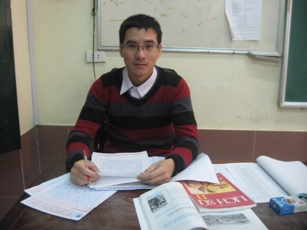 Nghiên cứu sinh tiến sĩ tại Nhật Bản - Trần Quốc Vương: