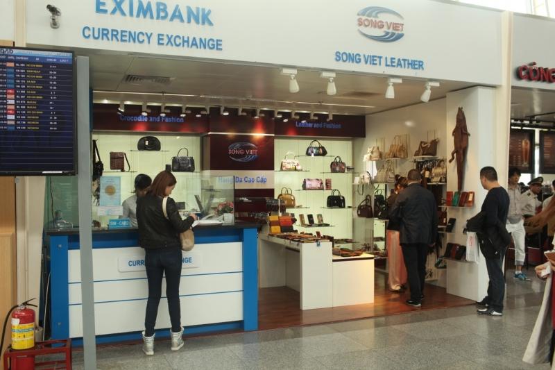 Đổi tiền ở sân bay chỉ nên là lựa chọn khẩn cấp khi đi du lịch (Nguồn: Sưu tầm)