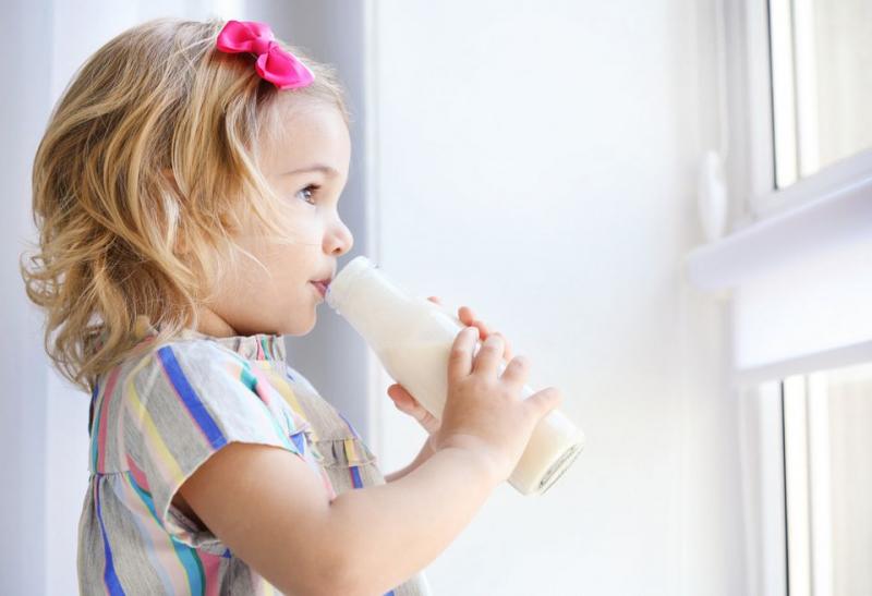Đối với các bé trên 1 tuổi không dung nạp lactoza