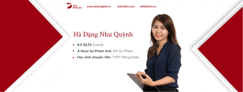 DOL English - IELTS Đình Lực