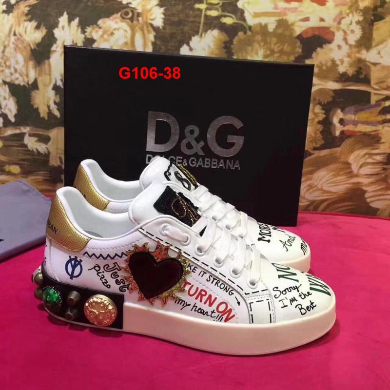 Hãng Dolce & Gabbana (D&G) là một trong những thương hiệu thời trang hàng đầu thế giới