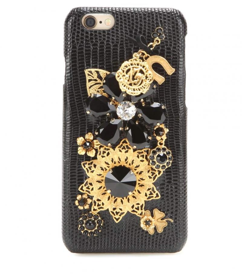 Ốp lưng Dolce & Gabbana Case có giá 595 USD