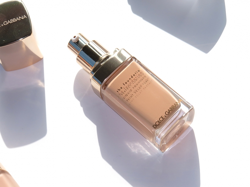 Kem nền Dolce & Gabbana The Foundation Perfect Matte Liquid Foundation