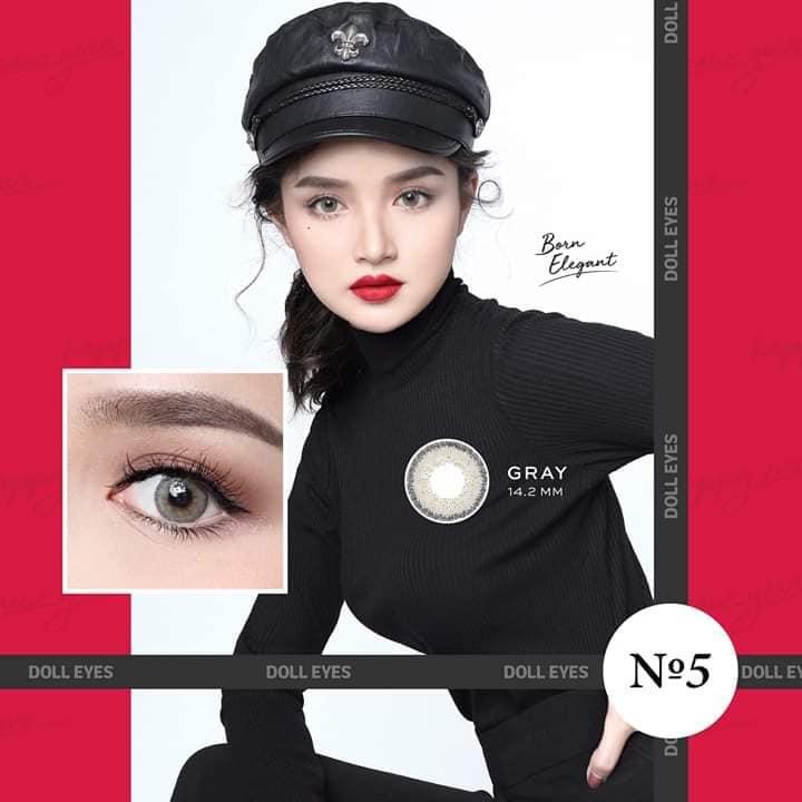 DOLL EYES Contact Lens Nha Trang