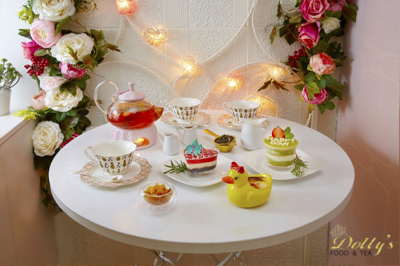 Dolly's food & tea
