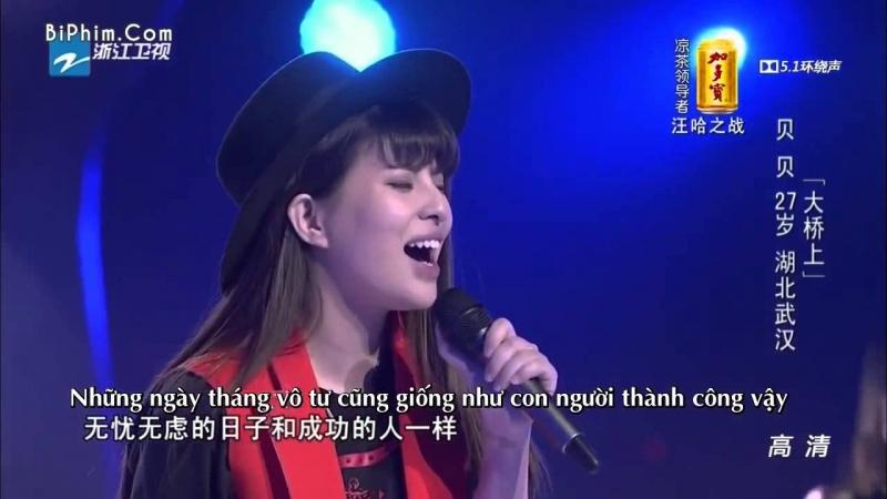 Cô gái mạnh mẽ mang tình yêu với âm nhạc Bối Bối