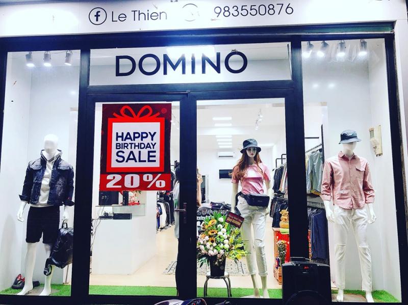 Domino shop