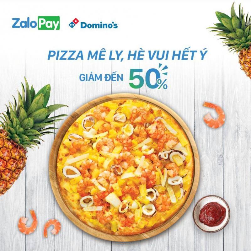 Domino's Pizza Nguyễn Kiệm