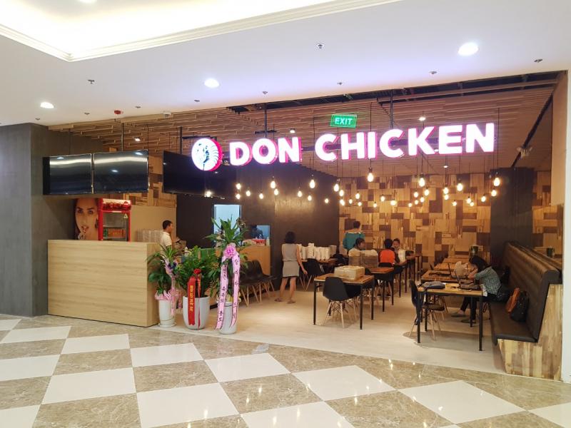 Cửa hàng Don Chicken