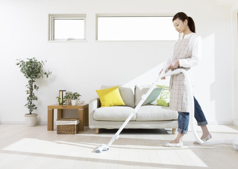 Dọn dẹp nhà cửa hay phòng riêng của mình