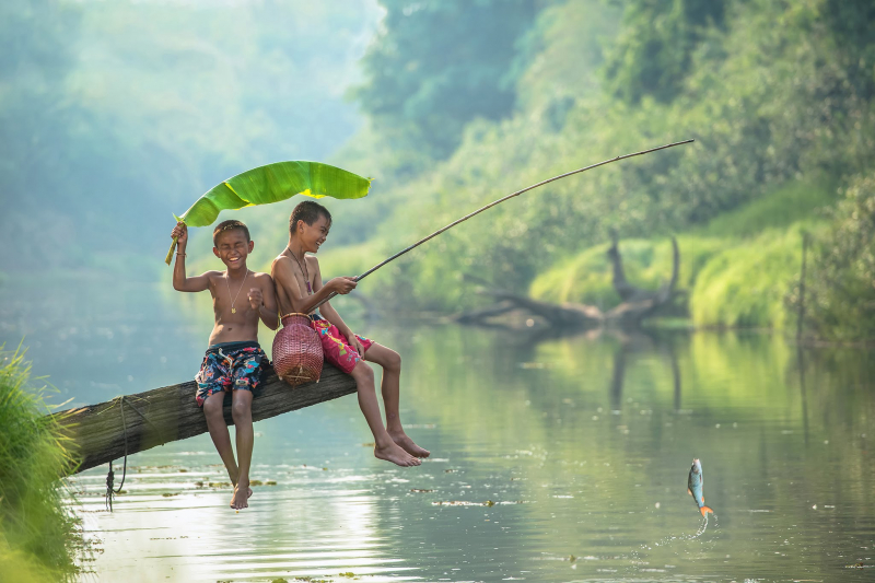 Hãy tập tận hưởng cuộc sống ở 1 góc nhìn mới hơn, nhẹ nhàng và yên bình hơn