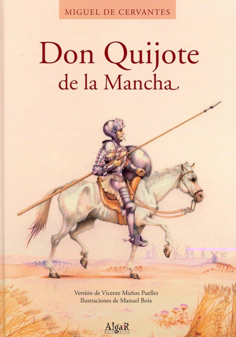 Don Quixote (Đôn-ki-hô-tê)