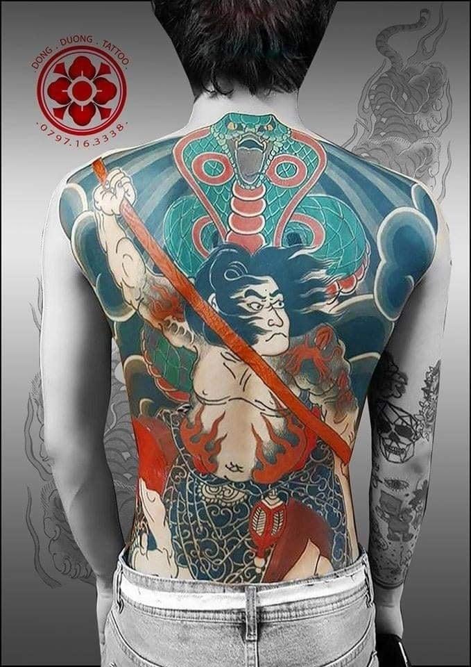 Đông Dương Tattoo - Xăm nghệ thuật Gò Vấp