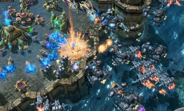 Starcraft gắn liền với tuổi thơ của rất nhiều game thủ