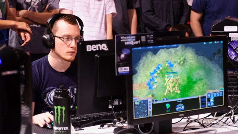 Starcraft được sử dụng để thi đấu E-Sport chuyên nghiệp