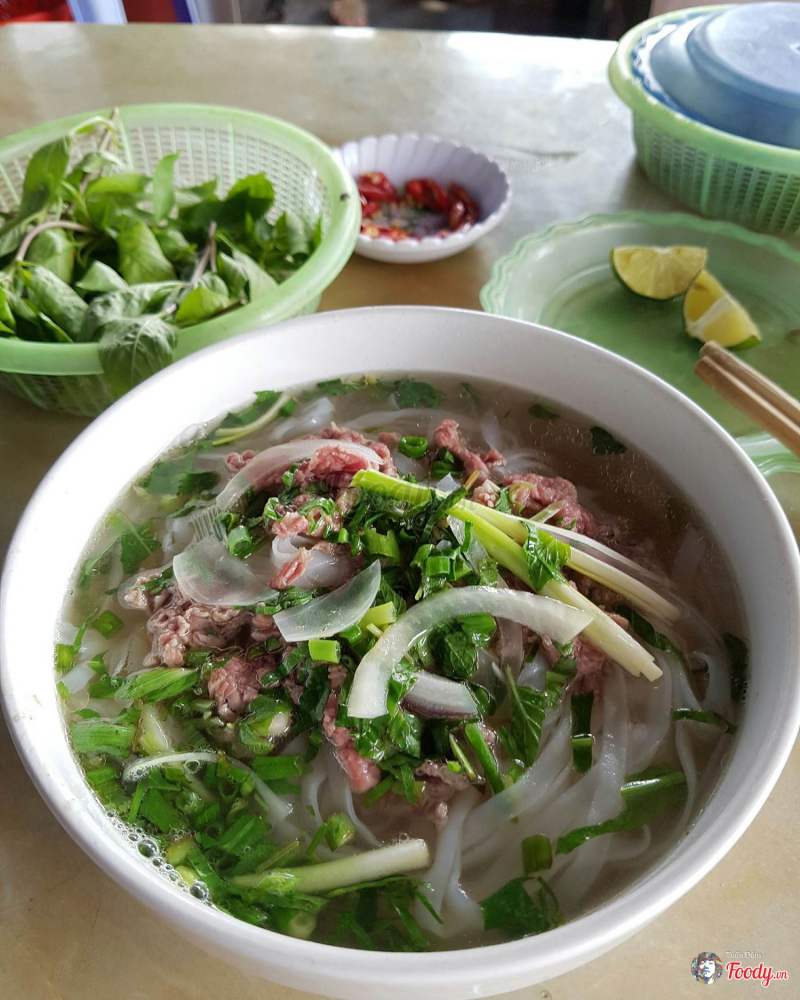 Phở bò Nam Định (Ảnh minh họa)