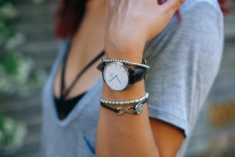 Kiểu đồng hồ mặt tròn