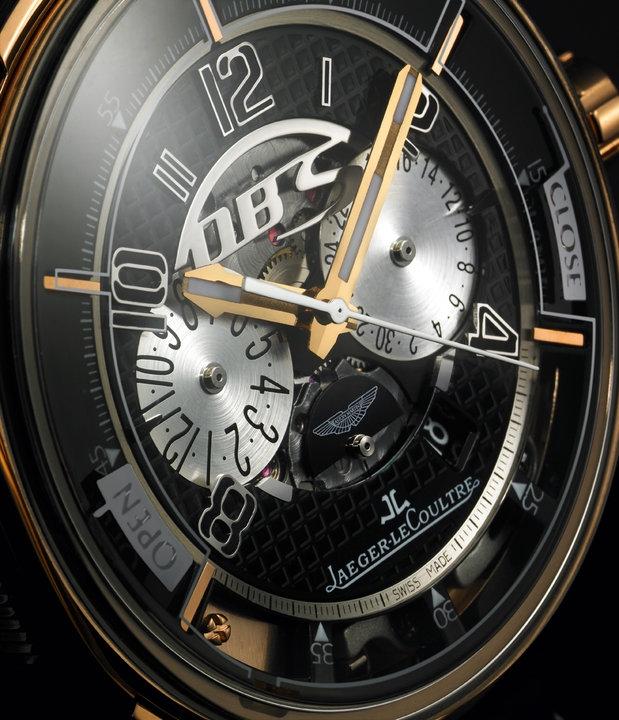 Đồng hồ Aston Martin Transponder: 28.500 USD -> 44.200 USD