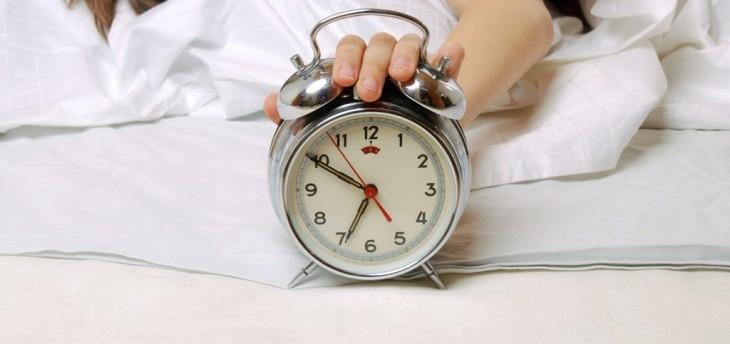 Chuông đồng hồ báo thức có thể gây cao huyết áp hoặc ức chế thần kinh