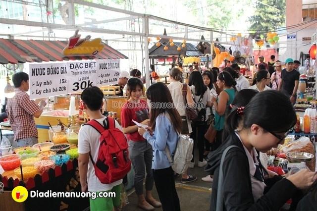 Lễ hội ẩm thực Lê La Đường Phố