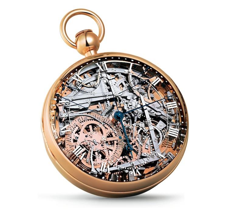 Đồng hồ Breguet Grande Complication Marie-Antoinette