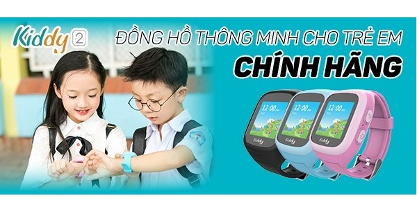 Đồng Đồ Định Vị Trẻ Em Kiddy 2 sử dụng công nghệ định vị 3 trong 1: GPS, Wifi và GSM sẽ khiến cha mẹ biết rõ chính xác vị trí hiện tại của con đang ở đâu
