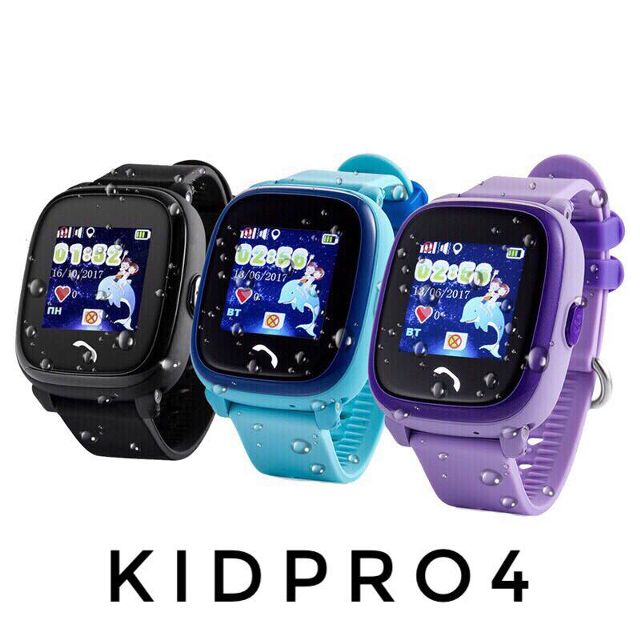 Đồng hồ định vị KidPrO