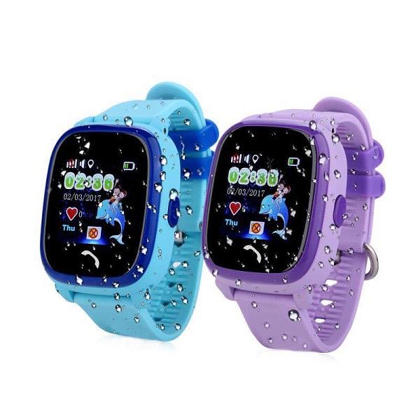 Đồng hồ định vị trẻ em chống nước Wonlex GW400S