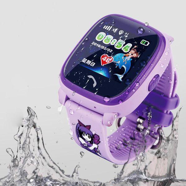 Đồng hồ định vị trẻ em SmartKID DF25 GPS – Chống nước IP67