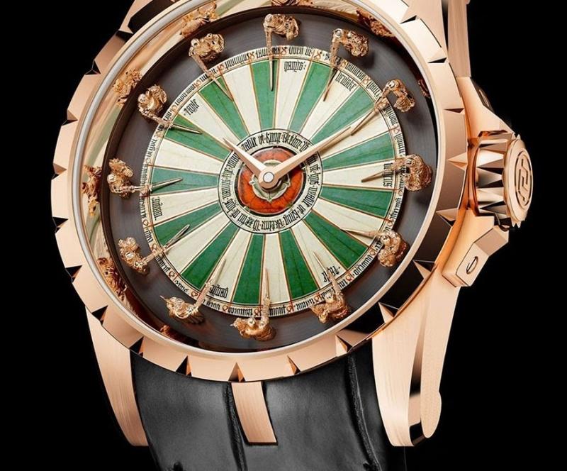 Đồng hồ Excalibur