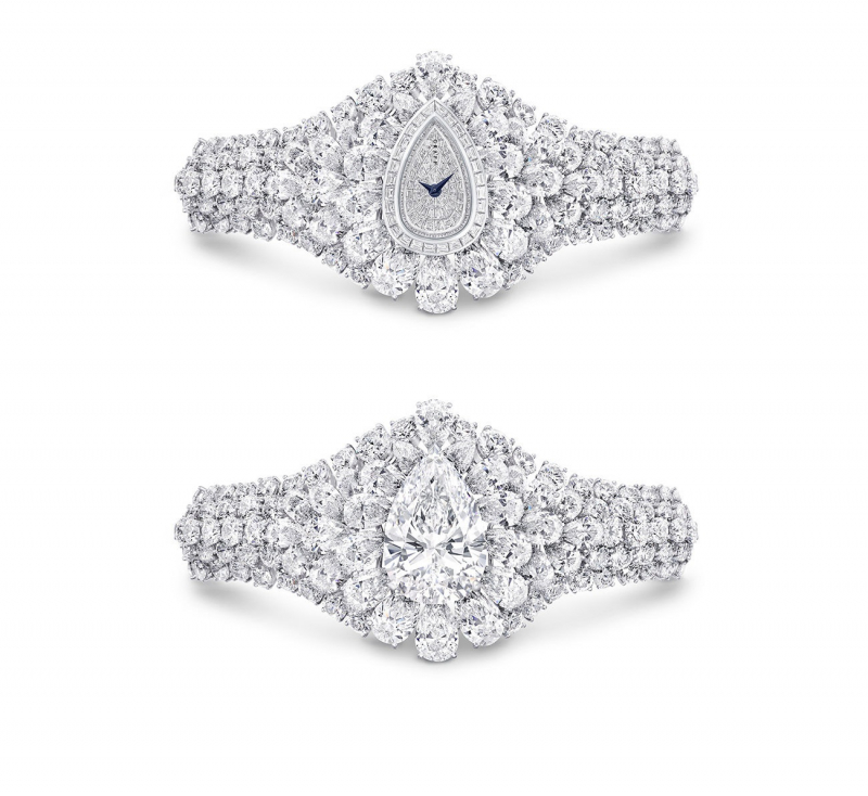 Đồng hồ Graff Diamonds The Fascination
