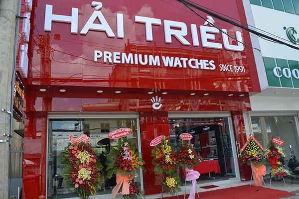 Cửa hàng đồng hồ Hải Triều