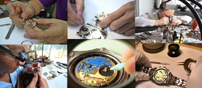 Hải Triều địa chỉ sửa đồng hồ uy tín ở TPHCM