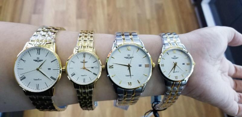 Top 6 Cửa hàng bán đồng hồ uy tín nhất quận 3, TP. HCM