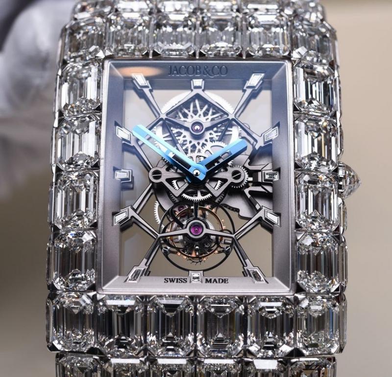 Đồng hồ Jacob & Co. Billionaire