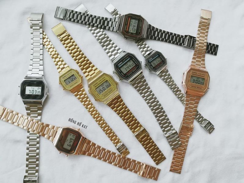 Đồng hồ KAT